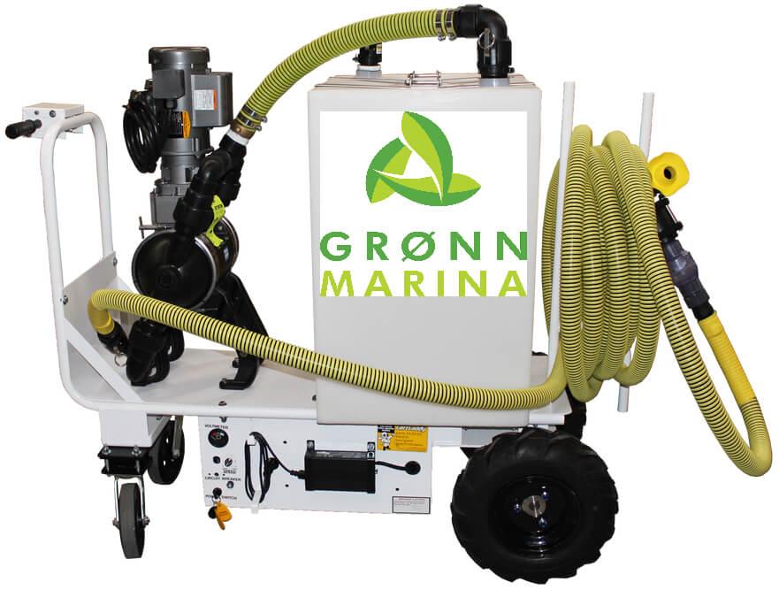 El cart grønn marina